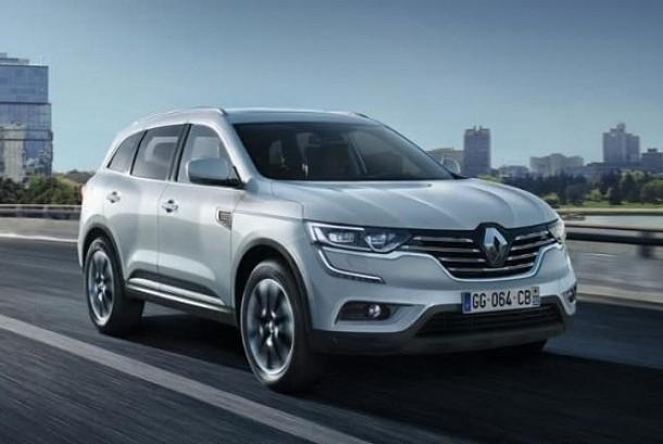 Renault New Koleos.