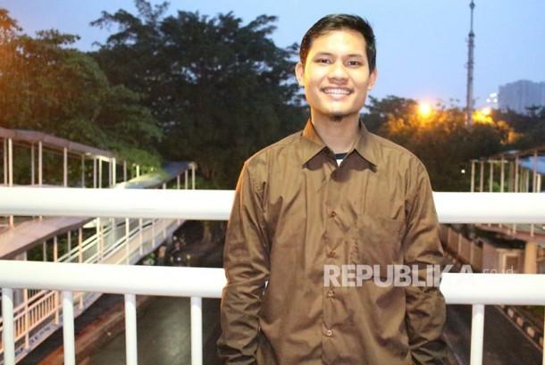 Rizky Fajrianto-Founder Gerakan Rusun Mengajar