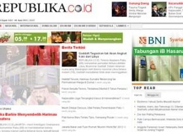 Situs Berita Online Pertama di Indonesia