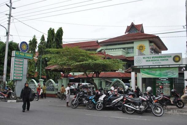 RS PKU Muhammadiyah Yogyakarta.
