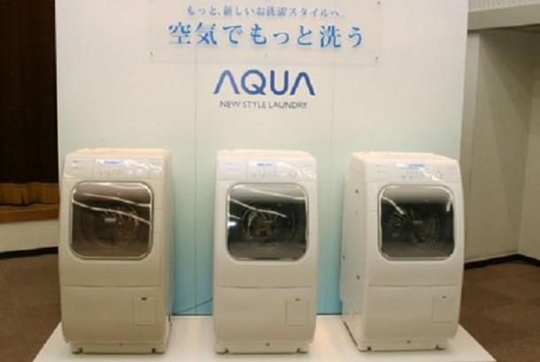Kini Sanyo Menjelma Menjadi Aqua