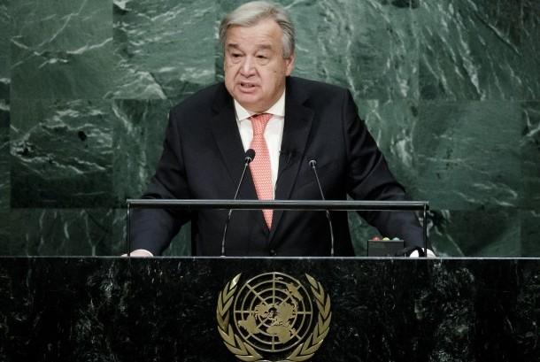 Sekjen PBB: Ada yang Disembunyikan Myanmar