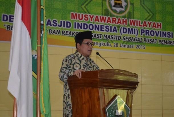 Sekretaris Jenderal DMI KH Imam Addaruquthni.