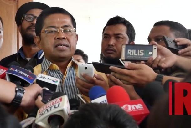 Sekretaris Jendral (Sekjen) Partai Golkar Idrus Marham