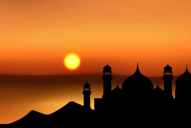 Senja Terakhir di Kairo (ilustrasi)