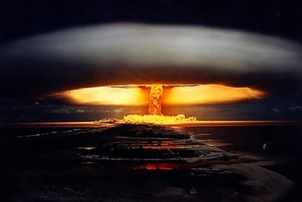 Mass destruction weapons (Illustration