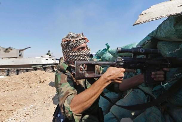 Irak Klaim Rebut Sejumlah Kawasan di Selatan Kirkuk