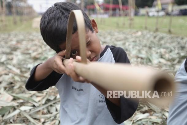 Festival Permainan Tradisional Jawa Barat | Republika Online