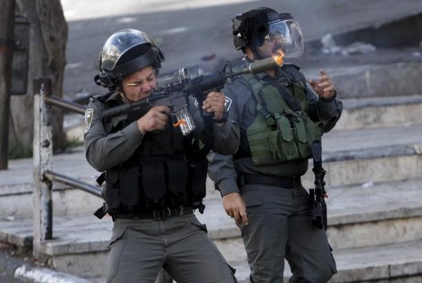 Israeli police (Illustration)
