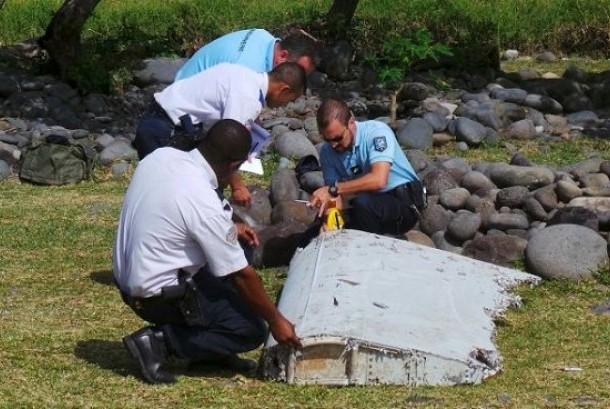 Serpihan yang diduga MH370 tengah diteliti