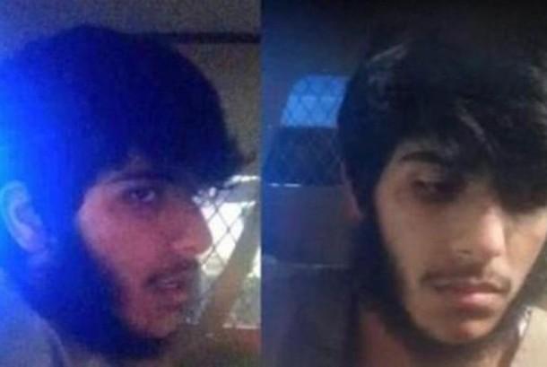 Si-Kembar pelaku kejahatan terhadap ibunya di Riyadh.