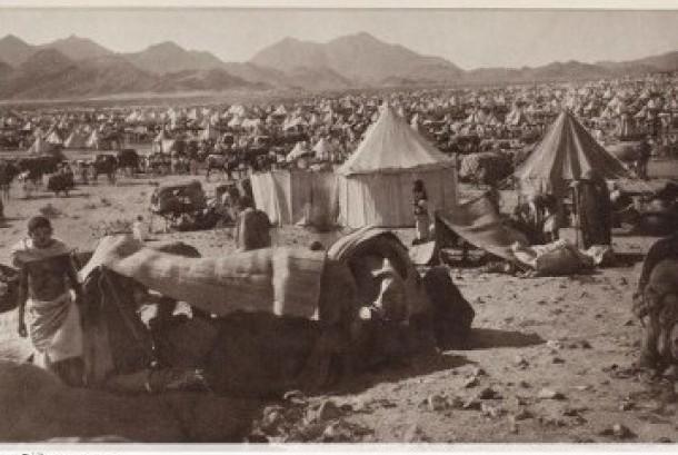 Situasi Makkah abad ke-19