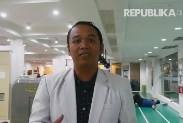 Spesialis Kedokteran Olahraga Andy Kurniawan