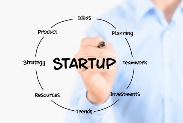 Startup (Illustration)