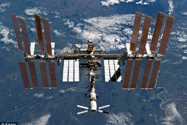Stasiun Luar Angkasa Internasional (International Space Station)