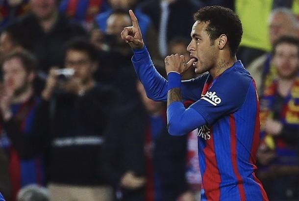 Striker Barcelona, Neymar Jr.