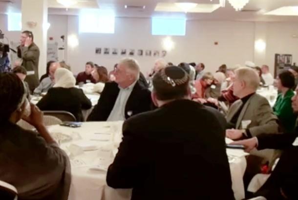 Suasana Dialog Tahunan Muslim-Yahudi Amerika