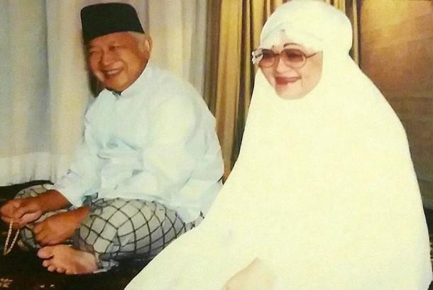 Sunan Kalijaga, Orang Jawa, Soeharto, dan Islam