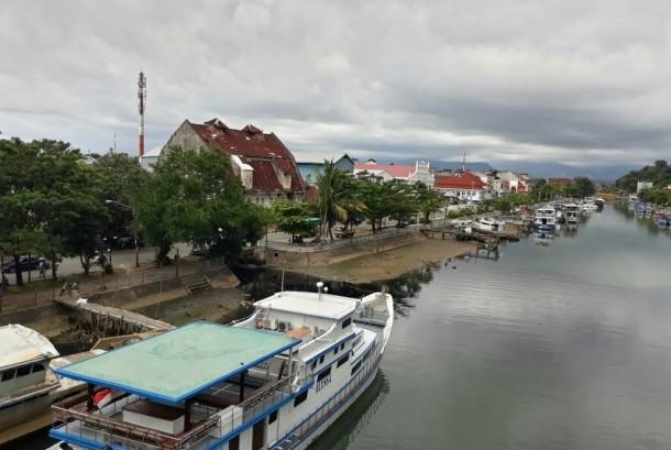 Nostalgia Padang Lama: Susah Payah Bangkitkan Muruah Kota Tua