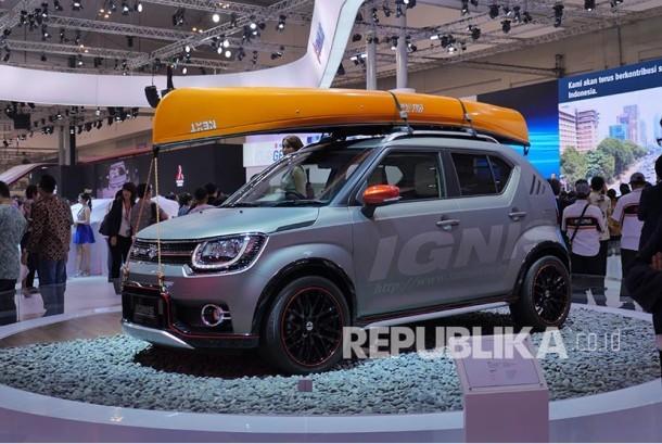 Suzuki Ignis Water Concept