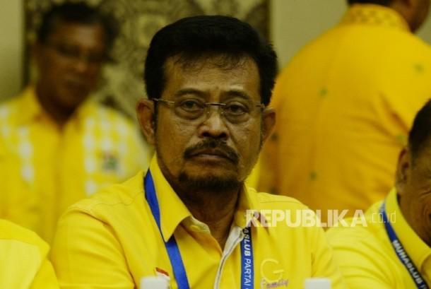 Syahrul Yasin Limpo. (Republika/ Yasin Habibi)
