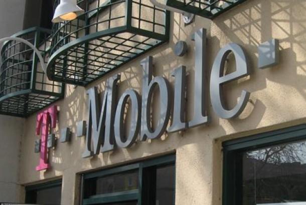 T-Mobile. Ilustrasi