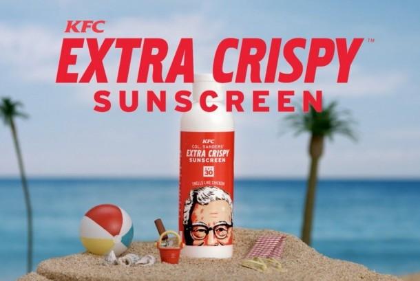 Tabir Surya KFC Extra Crispy