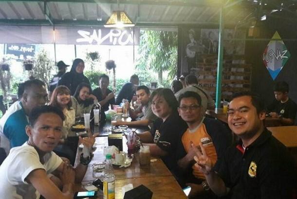 TAC Chapter Bordep gelar kopdar sekaligus membahas persiapan Jambore TAC Nasional region Jawa-Bali