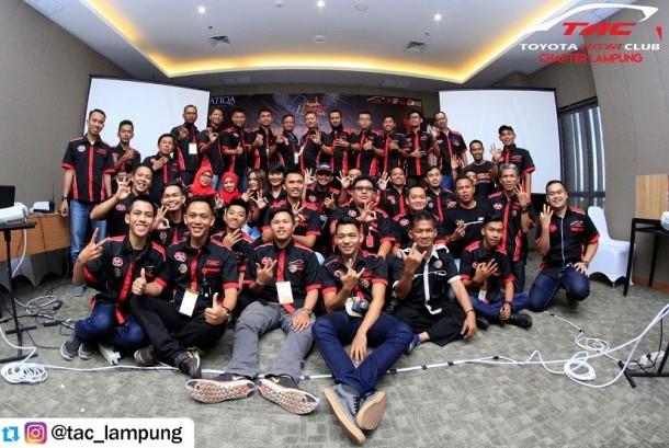 TAC Chapter Lampung gelar musyawarah chapter pertama