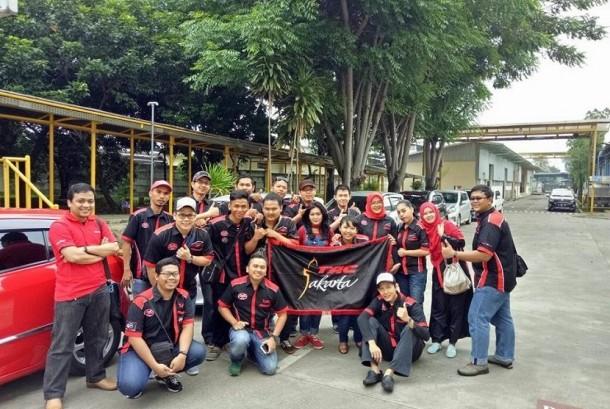 TAC Jakarta to PT. NGK Busi Indonesia