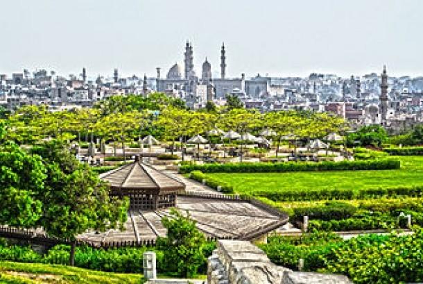 Taman Al-Azhar, Kairo