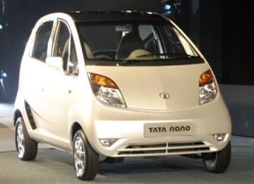 Kost Sudirman Thamrin: Tata Nano - Mobil untuk anak kost.