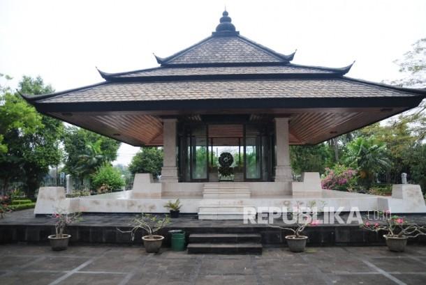 Tempat Pemakaman Bung Hatta di Tanah Kusir, Jakarta Selatan.