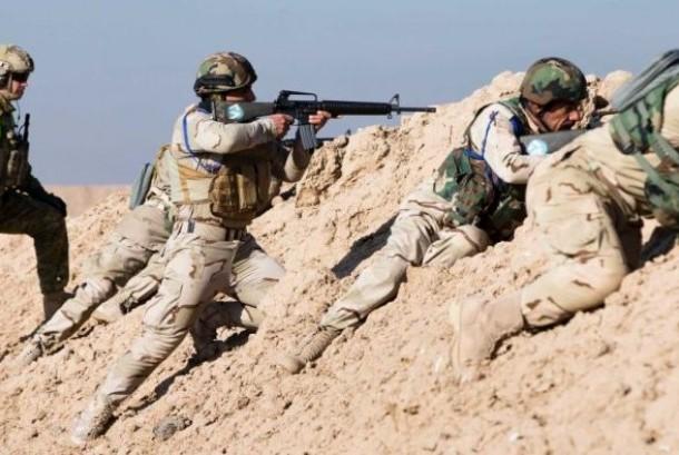 Tentara Irak Rebut Wilayah yang Dikuasai Kurdi