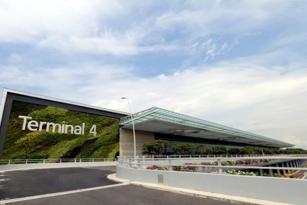 Terminal 4 Changi