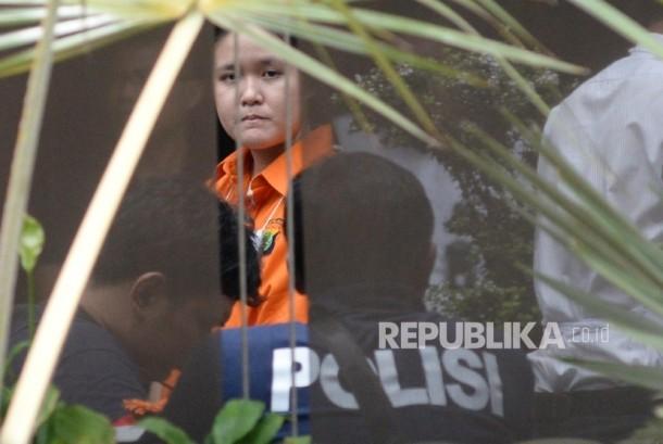 Tersangka Jessica Kumala Wongso   (Republika/Yasin Habiib)