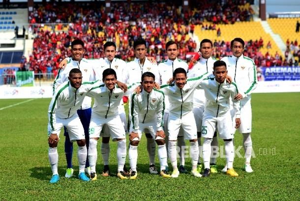 Timnas U22 Sepakbola Indonesia