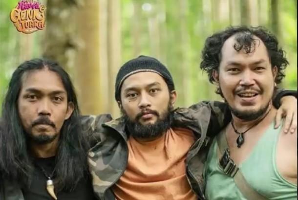 Trio Licik di film Naura dan Genk Juara