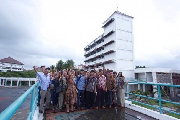 Universitas Muhammadiyah Yogyakarta (UMY) kembali menerima 79 mahasiswa asing dari 14 negara.