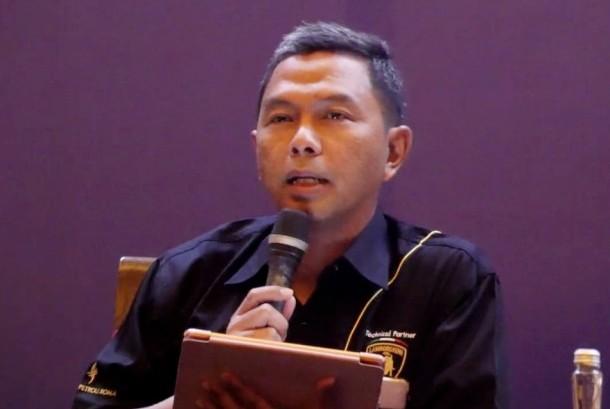 Vice President Corporate Comunication Pertamina Adiatama Sardjito