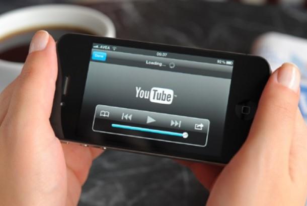 Video online. Ilustrasi.