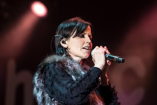 Vokalis Cranberries Dolores O'Riordan
