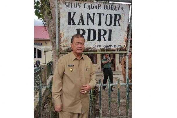 Wakil Gubernur Sumatra Barat (Sumbar) Nasrul Abit