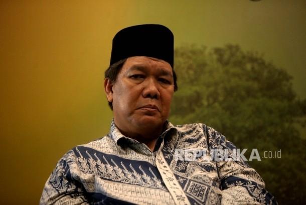Wakil Ketua Badan Wakaf Indonesia (BWI) Nadratuzzaman Hosen.