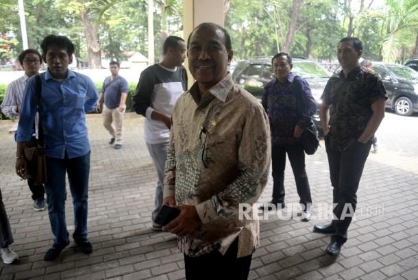 Wakil Ketua DPD Nono Sampono.