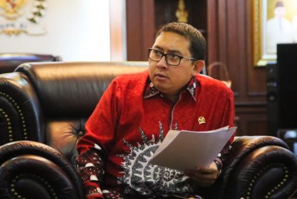 Wakil Ketua DPR RI Fadli Zon.