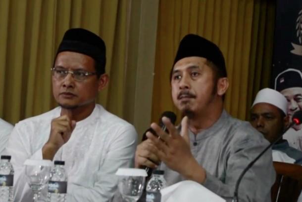 Wakil Ketua Gerakan Nasional Pengawal Fatwa (GNPF) MUI Zaitun Rasmin