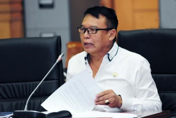 Wakil Ketua Komisi I DPR RI Tubagus Hasanuddin