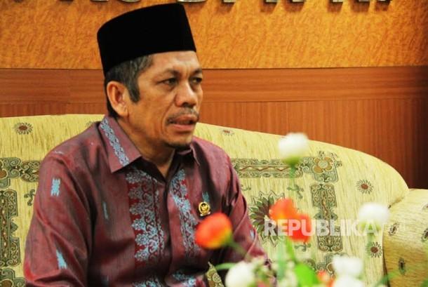 Wakil ketua Komisi VIII DPR RI, Iskan Qolba Lubis