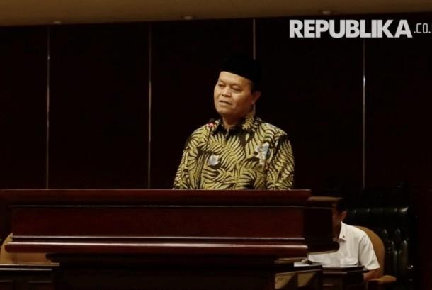 Wakil Ketua Majelis Permusyawaratan Rakyat (MPR) Hidayat Nur Wahid